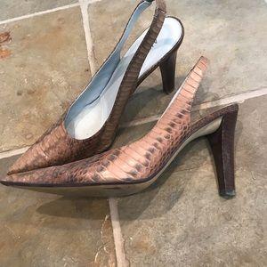 Anne Klein Strappy Heels, 9